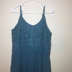 Dresses & Skirts - New With Tags Women's Blue Maxi Dress
